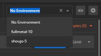choosing environments