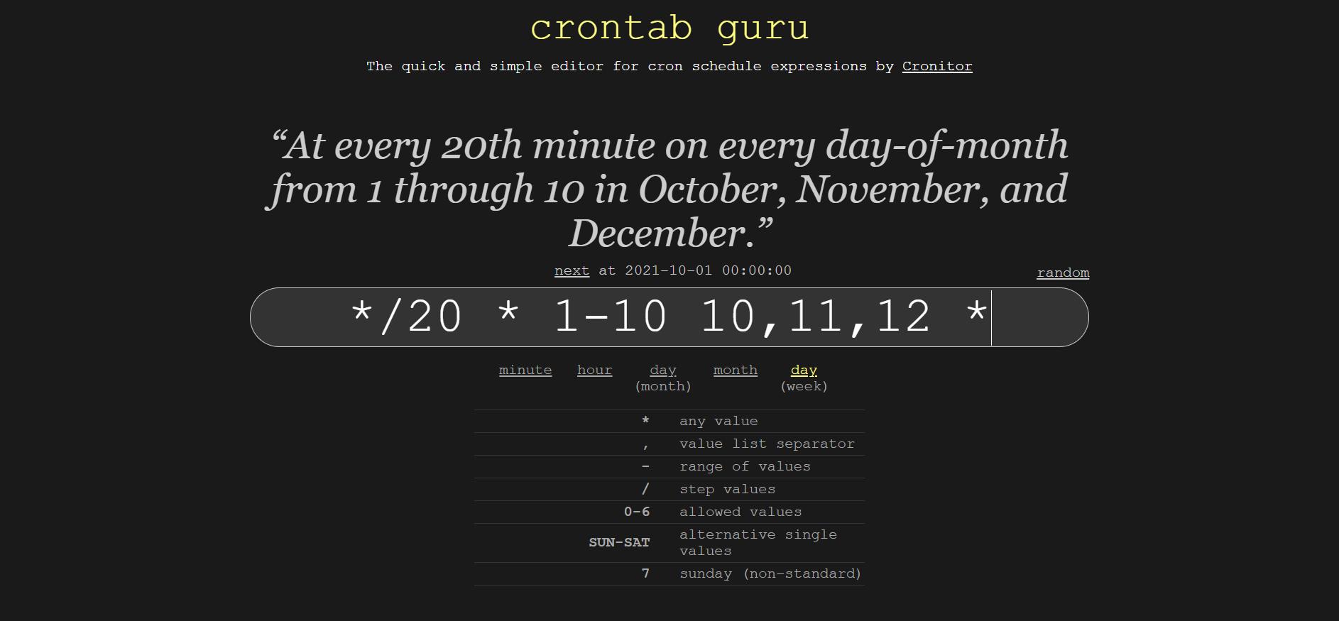 Copying scripts to the corresponding /etc/cron.* directories
