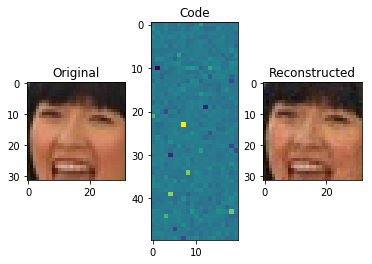 high dimension autoencoder