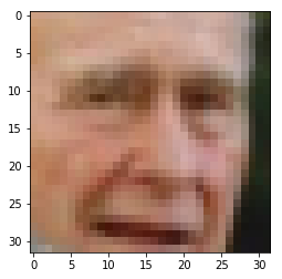 preprocessed data face