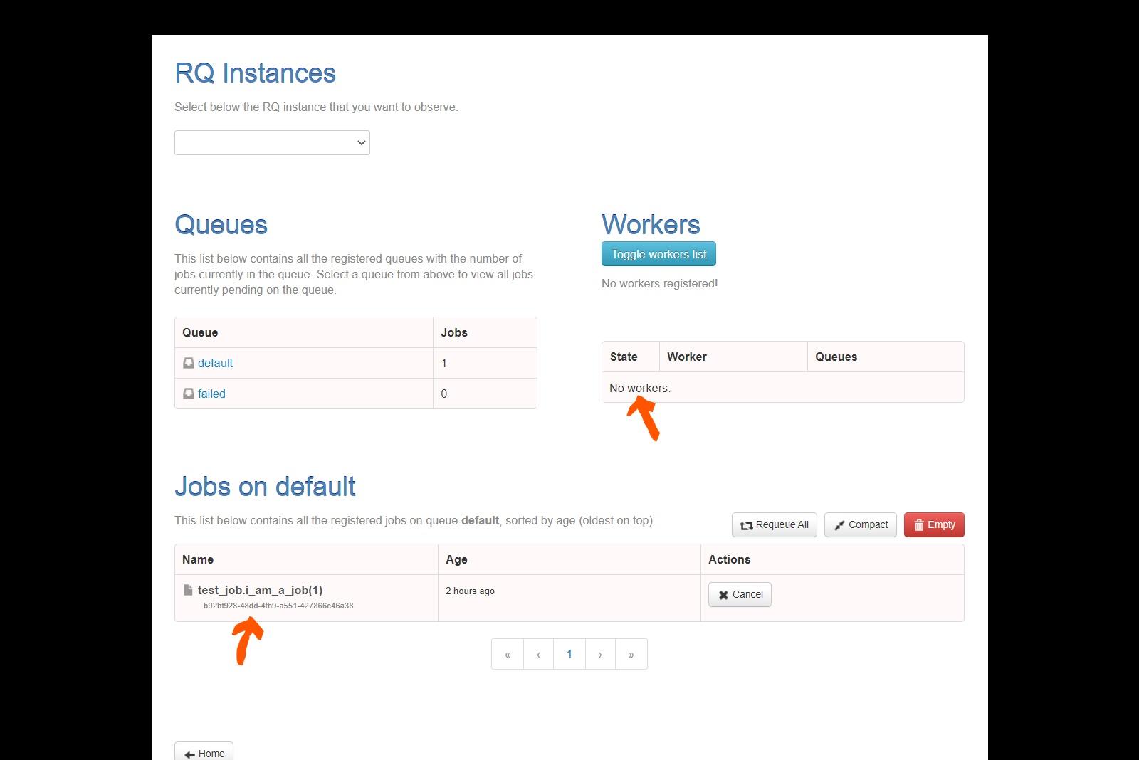 Stack Abuse: Redis Queues & Redis Queue Dashboards for Python API Development